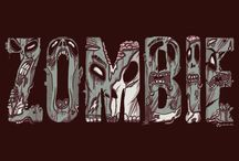 Zombies done ate my brains! / by Jason Campbell
