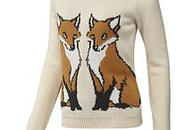 Animal Kingdom / We at Foxy love being inspired by all things in nature, including our little animal friends!  / by Foxy Originals
