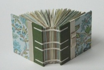 Coptic/Book Binding / by Marsha Bichler