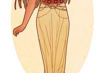 Beautiful Pocahontas
