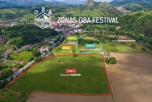 Zonas y servicios OBA Festival