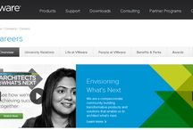 VMware Career Website / We are a compassionate community of people building transformative products and solutions that enable us to imagine, define and deliver the future of IT.
