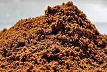 krydderi blandinger - hjemmelavede