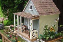 Häuser mit Garten