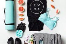 Сайт по йога товарам