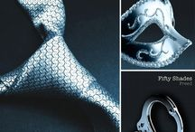 Fifty Shades of Grey / Sexy... Thrilling... Fun...& Oh So Kinky ;) / by Erica Mercurio