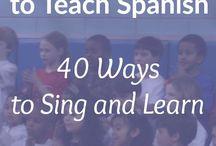 Español / Spanish language learning