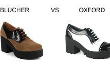 OXFORD VS BLUCHER / Con cual te quedas?