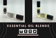 Essential Oil Blends / Essential Oil Blends