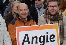 Wahlkampf Endspurt  / Die Politprominenz zeigt sich noch einmal in der Provinz