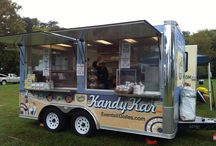Kandy Kar / We've taken our candy on the road with our Kandy Kar!