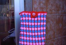trabajos de crochet realizados