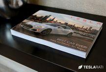 "Teslarati.com - Book Review: ""Tesla Model S - Best Car Ever!"" / Book Review: ""Best Car Ever!""  Read more at http://www.teslarati.com/book-review-tesla-model-s-best-car-ever/"