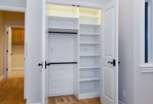 Closets / by Paige Pellegrin