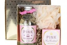 Bath House Body Treats / Luxurious bath and body products from Bath House. These would make fantastic gift ideas for loved ones as well as a beautiful treat for yourself.