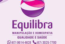 Farmácia Equilibra / Manipulação e Homeopatia
