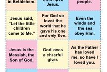 Bible Memory Verse Flash Cards / Flash cards are still one of the best tools for helping children memorize the Bible. And, scripture memory continues to be one of the best things kids can engage in. These printable flash cards can help children memorize selected Bible verses.