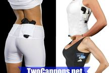 Concealed Carry clothing & accessories / by Marilyn Harrington Maris