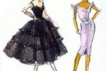 fashion illustrations / by April Maurer-Name