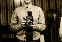Historical selfies