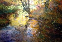 Atelier Nordic  F Thaulow / January 3 2014 ( Frits Thaulow ) March 24 2015 ( Nordic Atelier ) / by Andrew Yang