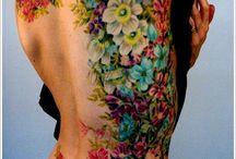 Tattoo's!