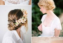 Bridal Hairstyle / Bridal hairstyle inspiration for wedding day