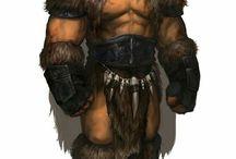 DSA Orcs