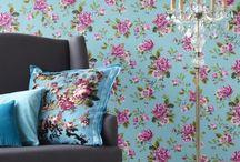 Floral ταπετσαρίες τοίχου / υπέροχες floral ταπετσαρίες τοίχου