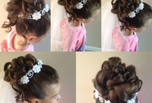 Hairs for Holy communion
