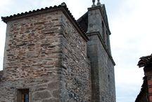 Iglesia de San Juan Bautista en San Juan del Rebollar