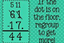Elementary Math / by Krista Marie
