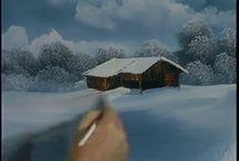 kış mevsiminde