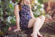 Ensaio infantil menina