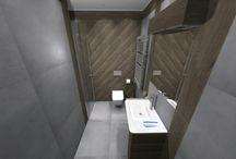 Social 80x80 Tamarac Cerrad... ceramika Koło / Bathroom Design