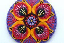 Scandinavian quilt