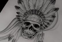 Indianskull