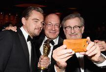 And the Oscar goes to....Leonardo!