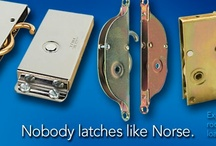Banners / Nobody latches like Norse