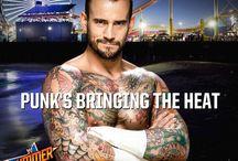 Punk's bringing the Heat!
