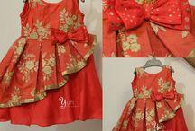 Yoshi dresses