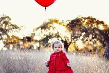 One Year Old Photo Shoot Ideas