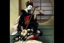 traditional japanee music