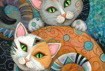Kattenplaatjes