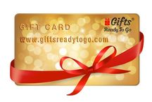 Giveaways | Contests / Win lots of interesting prizes and eGift Cards at Gifts Ready To Go.
