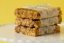 Healthy snacks / by Jill Wheeler