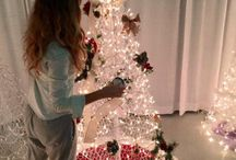 Indoor Decorations / See how you can decorate for Christmas using our handmade Crab Pot Trees.