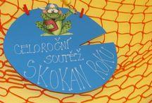 Celoroční soutěž Skokan roku