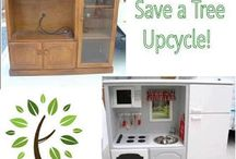 Upcycling, crafts and DIY ideas