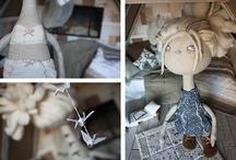 Dolls / by Aleksandra Maksimovic